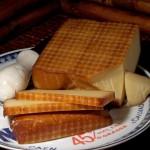 Domácí uzený sýr
