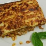 Recepty Ládi Hrušky: Lasagne z toustového chleba