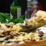 Fitness květáková pizza Ládi Hrušky